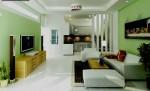 Bố trí nội thất cho phòng khách bề ngang 3m