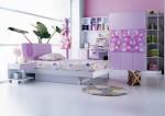 Trang trí phòng ngủ phù hợp với tính cách của bé