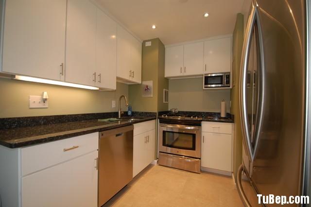 2407 5 Tủ bếp gỗ MDF Acrylic – TBB589