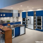 Tủ bếp công nghiệp – TBN653