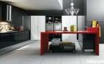 Tủ bếp gỗ MDF Acrylic – TBB592