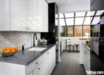 Tủ bếp gỗ MDF Acrylic – TBB560