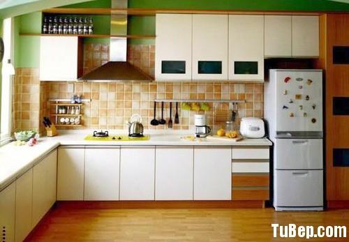 0608 41 Tủ bếp gỗ MDF Acrylic – TBB580