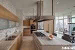 Tủ bếp MDF Laminate – TBB442