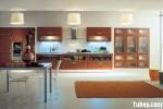 Tủ bếp laminate TBT0515