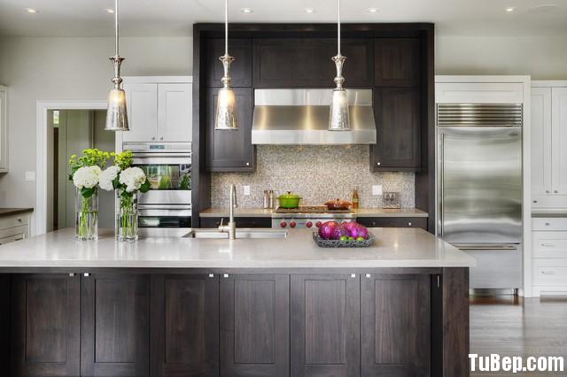 KYKTYKTD Tủ bếp công nghiệp   tự nhiên – TBN575