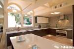 Tủ bếp gỗ MDF Acrylic – TBB606