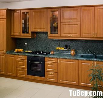 0408 4 Tủ bếp gỗ xoan đào – TBB480