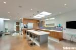 Tủ bếp công nghiệp – TBN581
