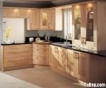 Tủ bếp gỗ Tần Bì – TBB608