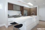 Tủ bếp gỗ MDF Laminate – TBB532