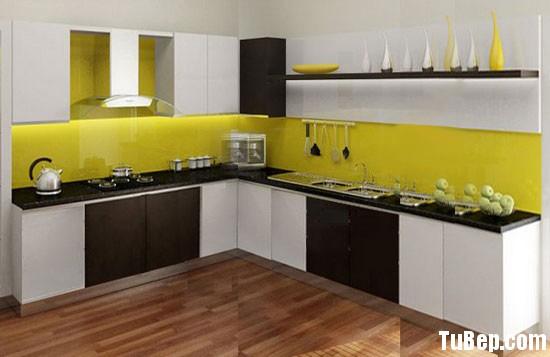0408 11 Tủ bếp gỗ MDF Acrylic – TBB482