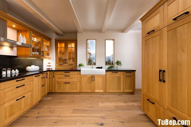 xoan đào1 Tủ bếp gỗ Xoan đào tự nhiên chữ L TBT0626