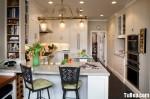 Tủ bếp tự nhiên – TBN528