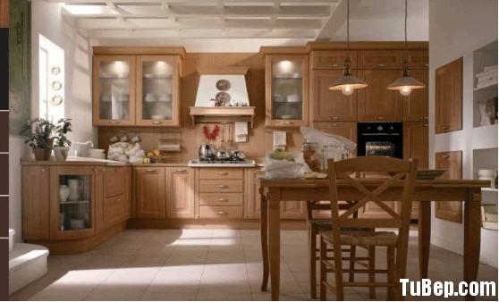 2108 Tủ bếp gỗ Dỗi   TBB0572