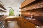 Tủ bếp tự nhiên – TBN649