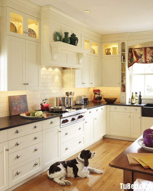 444r44 Tủ bếp tự nhiên – TBN611