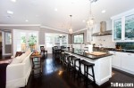 Tủ bếp tự nhiên – TBN626
