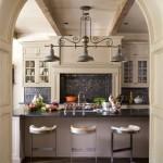 Tủ bếp tự nhiên – TBN588