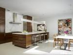 Tủ bếp gỗ MDF Acrylic – TBB531