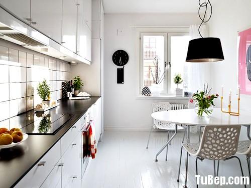 1608 5 Tủ bếp gỗ MDF Acrylic – TBB546