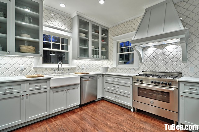 4333 Tủ bếp tự nhiên – TBN606