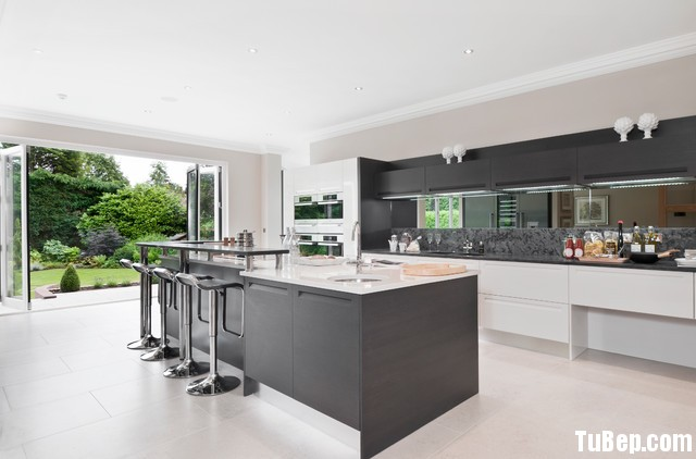 444 Tủ bếp công nghiệp – TBN607