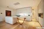 Tủ bếp gỗ MDF Acrylic – TBB601