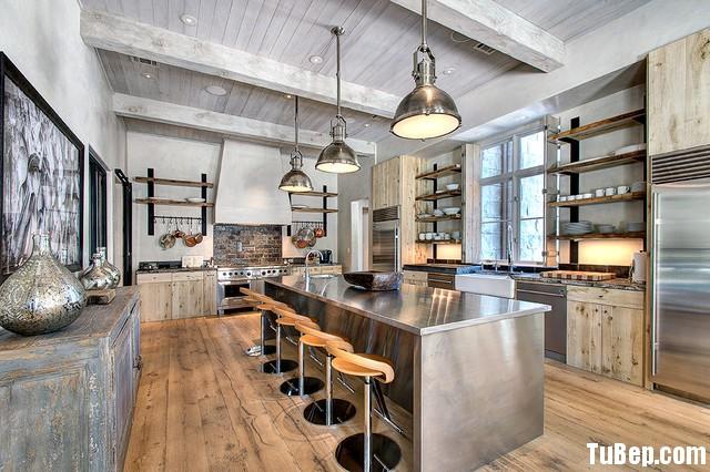 ưthgytehurst Tủ bếp tự nhiên  công nghiệp – TBN578