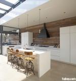 Tủ bếp công nghiệp – TBN507