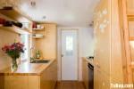 Tủ bếp công nghiệp – TBN586