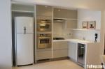 Tủ bếp gỗ MDF Acrylic – TBB503