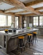 Tủ bếp tự nhiên – TBN486
