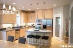 Tủ bếp công nghiệp – TBN493