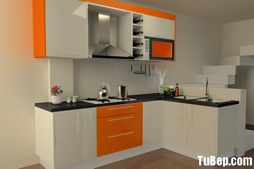 0408 3 Tủ bếp gỗ MDF Acrylic – TBB479