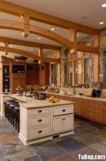 Tủ bếp tự nhiên – TBN564