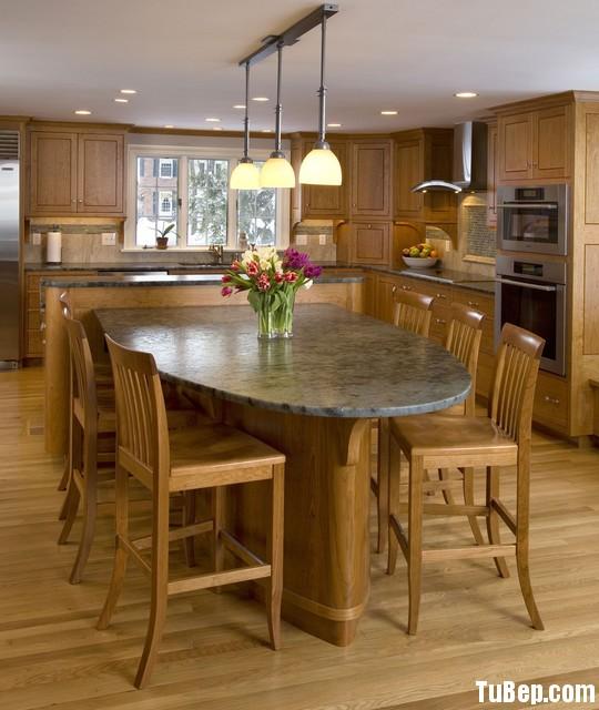 contemporary kitchen Tủ bếp tự nhiên – TBN562