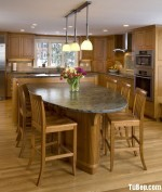 Tủ bếp tự nhiên – TBN562