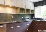 Tủ bếp MDF Laminate – TBB558