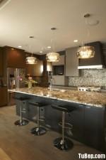 Tủ bếp tự nhiên – TBN701