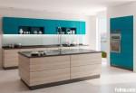 Tủ bếp gỗ Laminate – TBB790