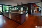 Tủ bếp công nghiệp – TBN683