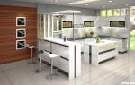 Tủ bếp công nghiệp – TBN787