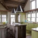 Tủ bếp tự nhiê – TBN695