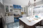 Tủ bếp tự nhiên – TBN764