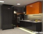 Tủ bếp gỗ MDF Acrylic– TBB650