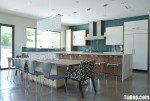 Tủ bếp gỗ Laminate – TBB670