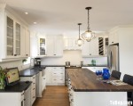 Tủ bếp tự nhiên – TBN760