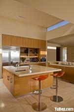 Tủ bếp công nghiệp – TBN689