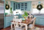 Tủ bếp tự nhiên – TBN682
